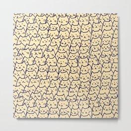 cat 245 Metal Print