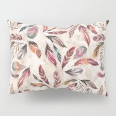 Feather Love Pillow Sham