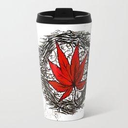 Tribe Maple Travel Mug