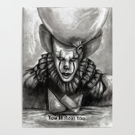 You'll Float Too Poster