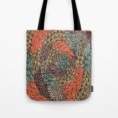 Ink Pattern no.2 Tote Bag
