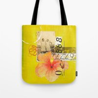 agnes Tote Bags featuring Agnes & Annie by Shelley Kommers
