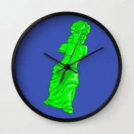 Gummy Venus de Milo Wall Clock