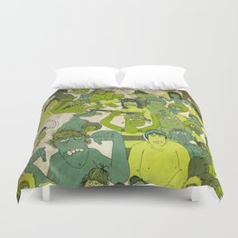 Party Hardy Duvet Cover