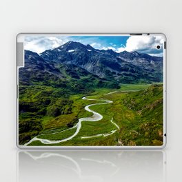 Down In The Valley Laptop & iPad Skin
