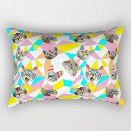 Army Of Cats Rectangular Pillow
