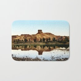 Green River, Wyoming, 1898 Bath Mat