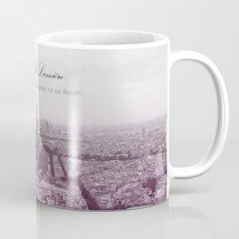 La Ville-Lumiére Coffee Mug