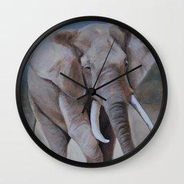 Ellie the Elephant Wall Clock
