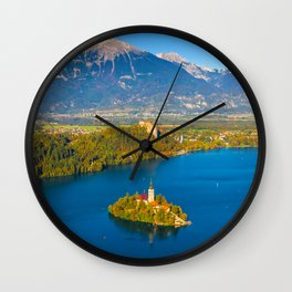 BLED 02 Wall Clock