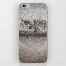 Dotty Deer iPhone Skin