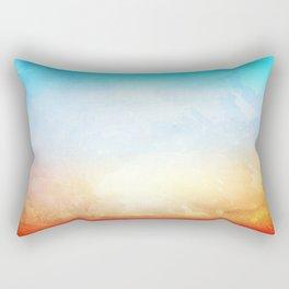 Sun and Sand Rectangular Pillow