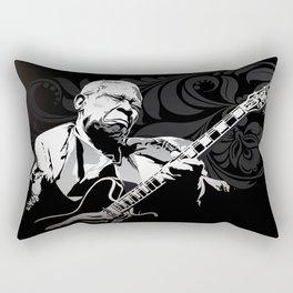 BB King Rectangular Pillow