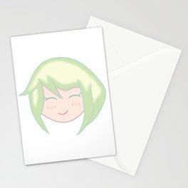 Chibi Kawaii Lio  Stationery Cards