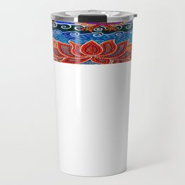 The One Under The Blue Shade Travel Mug