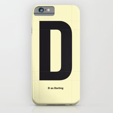 some character 004 Slim Case iPhone 6s