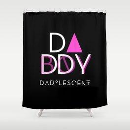 Dadolescent Shower Curtain