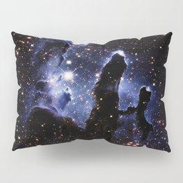 galaXY : Midnight Blue Pillars of Creation Pillow Sham