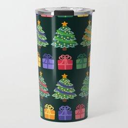 Chritmas Tree Travel Mug