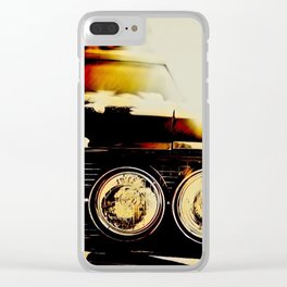 Buick Street Clear iPhone Case