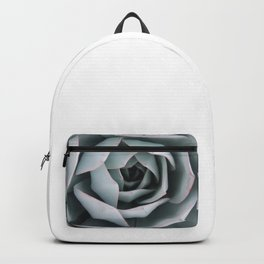 Serene Succulent Backpack