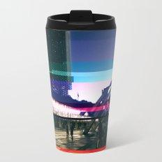 Project L0̷SS | Nathan Phillips Square, Toronto Travel Mug