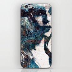 Olivia iPhone & iPod Skin
