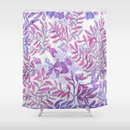 Spring series no.4 Shower Curtain