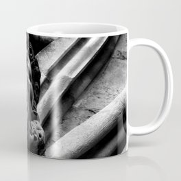 Salisbury Cathedral - Agony Of The Biting Imps Coffee Mug