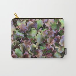 Red Leaf Lettuce Carry-All Pouch