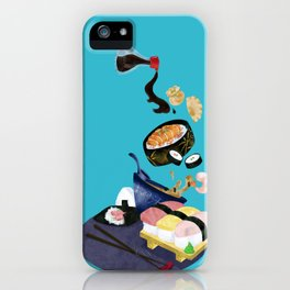 Food of Japan iPhone Case