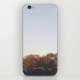 Autumn Vineyard iPhone Skin