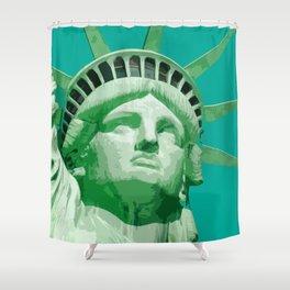 Liberty_2015_0413 Shower Curtain