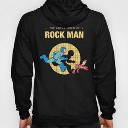 THE ADVENTURE OF ROCKMAN Hoody