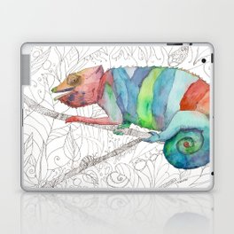Chameleon Fail Laptop & iPad Skin