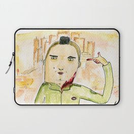 Taxi Driver Laptop Sleeve