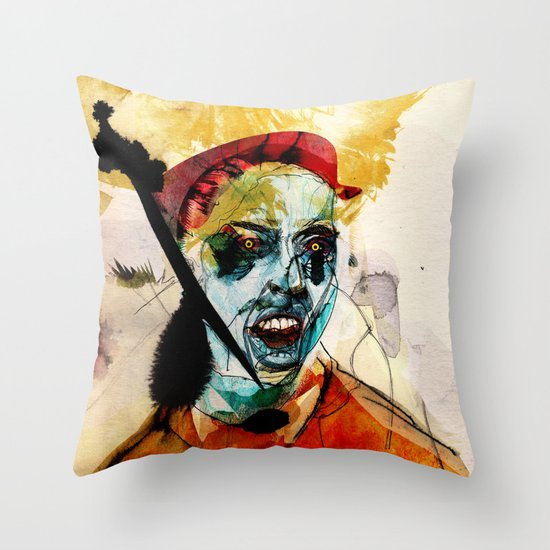 x291012a Throw Pillow