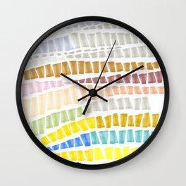 Rattle Tattle Wall Clock