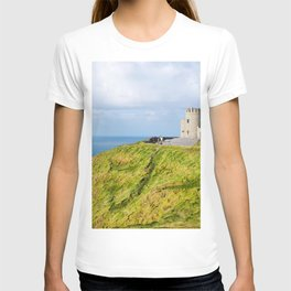 Castle on the Hill T-shirt