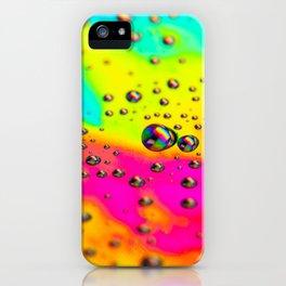 Rainbow Landscape iPhone Case