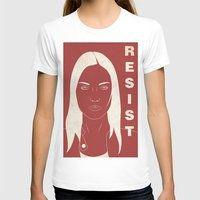 fringe T-shirts featuring The Resistance (Fringe) by error23