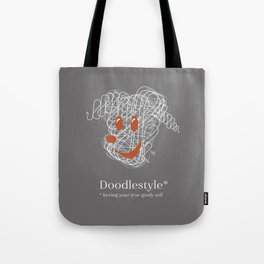 Doodlestyle Tote Bag