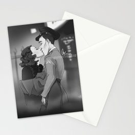 Long Distance Marriage Stationery Cards