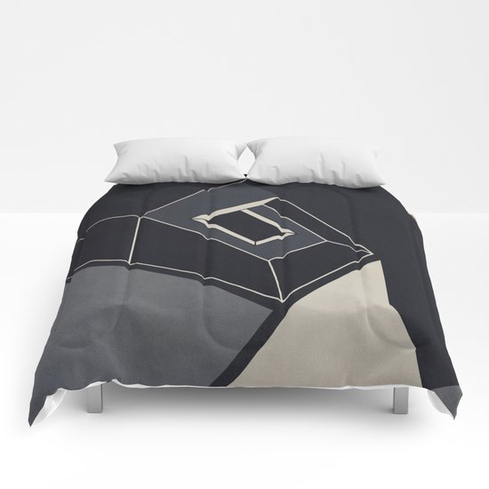 Abstract #86 Comforters