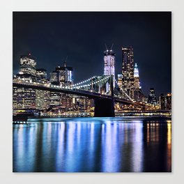 1,2,3 Lights, Star & Shine Canvas Print