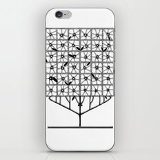 Tree Collection -2 iPhone Skin