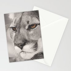 Cougar II Stationery Cards
