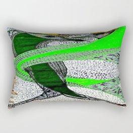 Dolphin Lovers tetkaART Rectangular Pillow