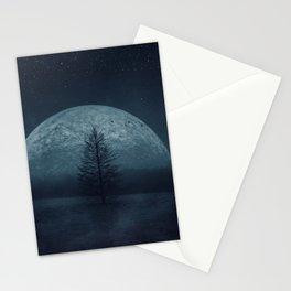 Moon Twilight Stationery Cards