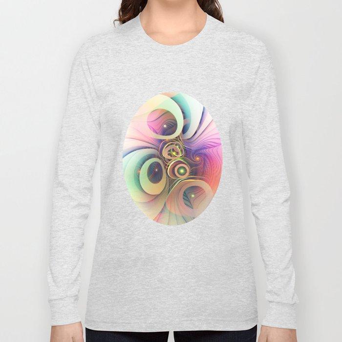 Spiral Mania 2 Long Sleeve T-shirt